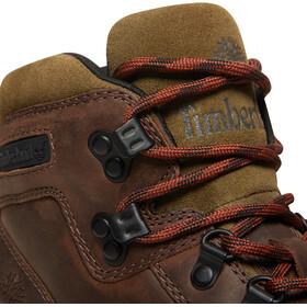 Timberland Euro Hiker SF kengät Miehet, dark brown full-grain